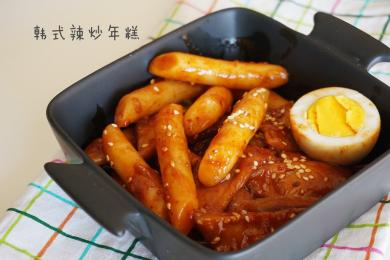 韩国辣炒年糕4