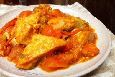 番茄豆腐4