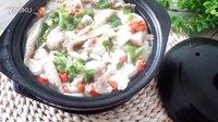菌菇豆腐汤