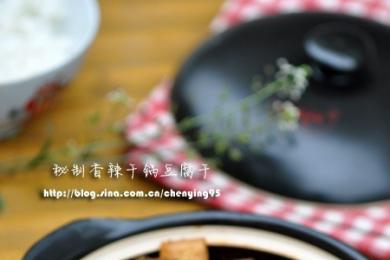 香辣豆腐干1