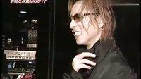 【叉子拌粉丝字幕组】X JAPAN YOSHIKI - 世界バリバリ バリュ