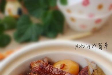 排骨炖小土豆1