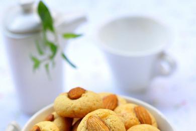 杏仁豆小西饼1