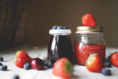 草莓果酱2