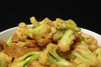 干煸花椰菜2