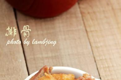 咖喱土豆炖排骨4