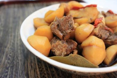 排骨炖小土豆3
