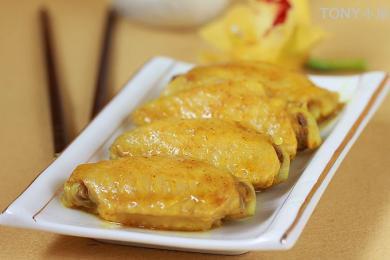 咖喱鸡翅2