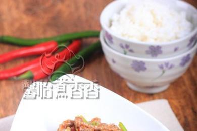 小炒牛肉2