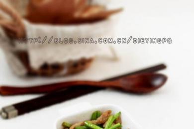 芫荽炒牛肉2