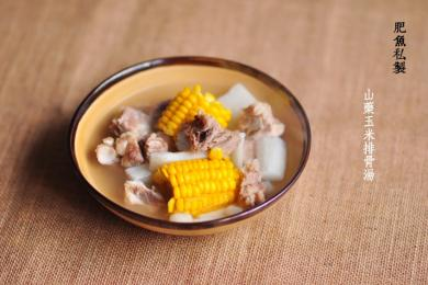 小炒玉米山药丁3