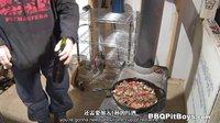 201604牛蘑菇酱鹿肉通脊 美国佬土豪BBQ吃法 soso字幕 @Sofronio