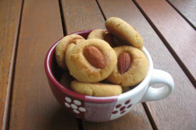 杏仁豆小西饼4