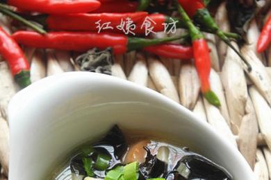 木耳豆腐1