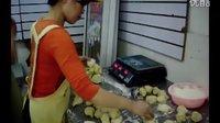 玉米面窝窝头制作过程