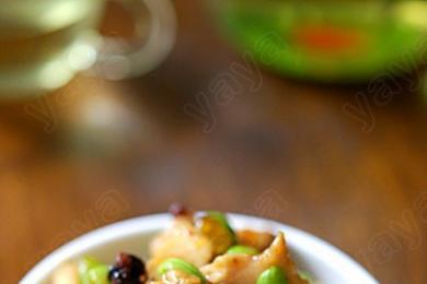 香辣毛豆鸡丁3