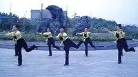 开心百合舞蹈《何必西天万里遥》