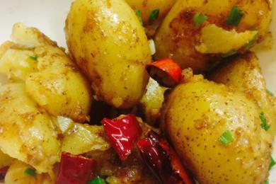 肉汁小土豆1