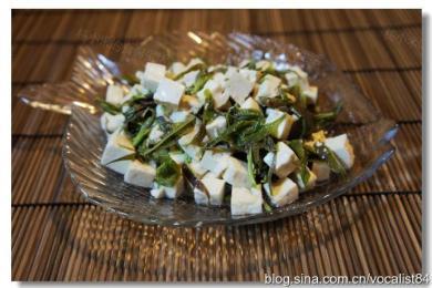 香椿拌豆腐2
