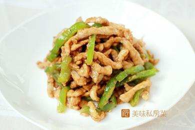 尖椒肉丝2