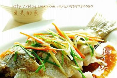 清蒸鲈鱼4