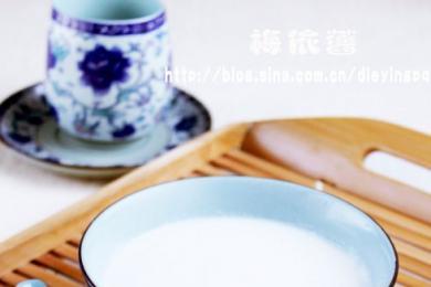 杏仁奶茶1