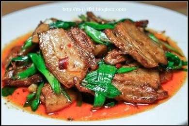 蒜香回锅肉4