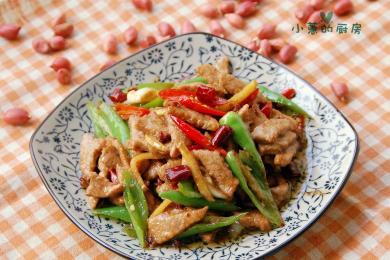 小炒牛肉3
