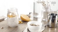 HOW TO 芒果燕麦粥 | Overnight Mango Oatmeal
