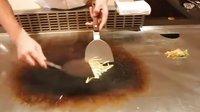 太合铁板烧の特色金针菇肥牛卷