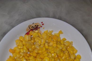 小炒玉米山药丁4