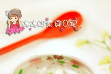 丝瓜鱼片汤1