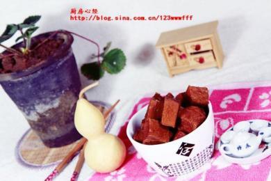 红烧瘦牛肉1