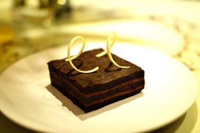 巧克力布朗尼塔4