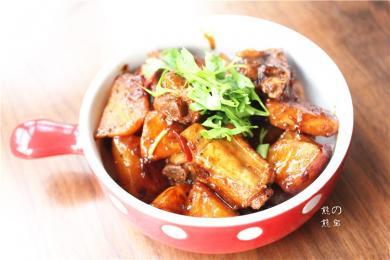 排骨炖土豆1