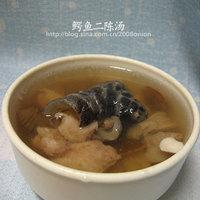 鳄鱼肉汤的做法