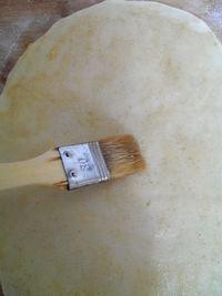 烫面版手抓饼的做法