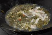 酸菜鱼的做法