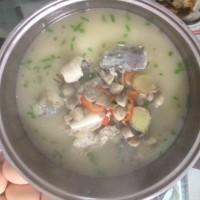 大头鱼汤的做法