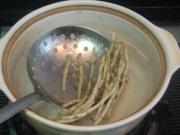 鱼腥草芙蓉花粥的做法