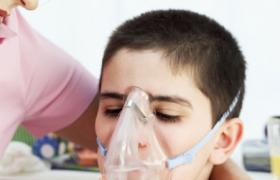 儿童性哮喘