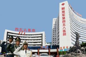 中国人民解放军第四五八(458)医院
