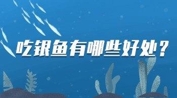吃銀魚有哪些好處?