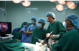 肾囊肿切除术