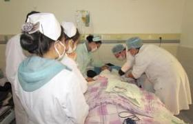 术中使用临时心脏起搏器