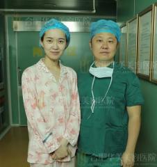 【专访】合肥华美美容医院隆胸整形外科院长——赵辑