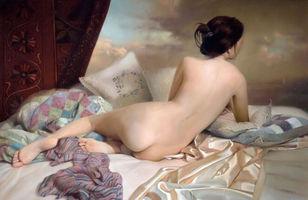 艺术之美!让人震撼的人体造型艺术图