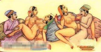 古代两性生活图片印度篇