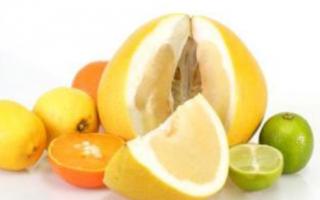 吃完的柚子皮你扔了吗?它可以治疗8种疾病
