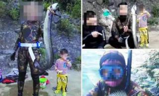 广西猎杀鱼王事件续:已批评教育